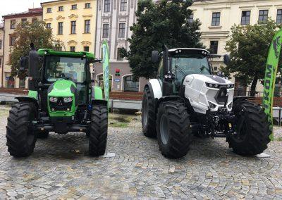 Naše účast na Krajských dožínkách a dni zemědělců v Jihlavě dne 7.9. 2019