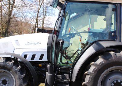 Předání traktoru Lamborghini Strike 80.T4 - Zetkomservis s.r.o.