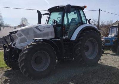 9.4. 2021, jsme předali nový traktor LAMBORGHINI SPARK 165 v Družstvu Heřmanov